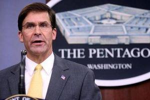 Bộ trưởng Quốc phòng Mỹ Mark Esper lần đầu thăm Việt Nam