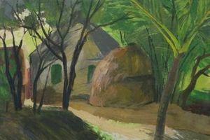 Khai mạc tuần trưng bày 'Hội họa Nguyễn Đăng Phú'