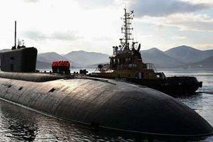 Nga công bố tàu ngầm hạt nhân lớp Borey-A đã bắn thử thành công ngư lôi chống tàu ngầm