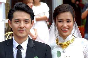 Vợ chồng Đông Nhi cảm ơn khán giả