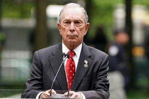 Bloomberg đối mặt với những thách thức lớn trong cuộc đua vào Nhà Trắng