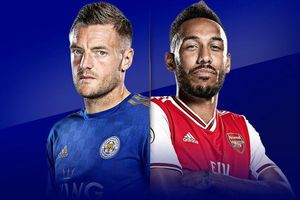 Leicester vs Arsenal: Pháo thủ run rẩy trước 'bầy cáo'