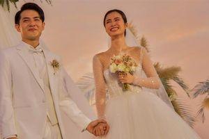 Giây phút hạnh phúc nhất trong đám cưới của Đông Nhi và Ông Cao Thắng