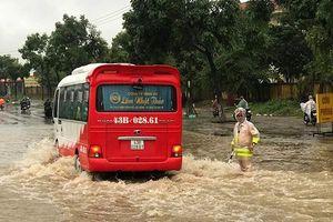Đà Nẵng sẵn sàng sơ tán dân các vùng ngập sâu do ảnh hưởng bão số 6