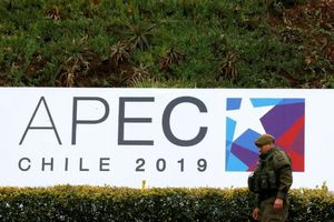 Mỹ muốn cùng Chile tổ chức lại Hội nghị APEC