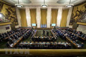 Vòng đối thoại tiếp theo về vấn đề Syria sẽ bắt đầu vào ngày 25/11