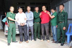 Điện Biên triệt phá đường dây ma túy lớn xuyên quốc gia