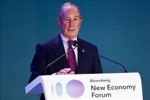 Mỹ: Tỷ phú Bloomberg tham gia tranh cử Tổng thống