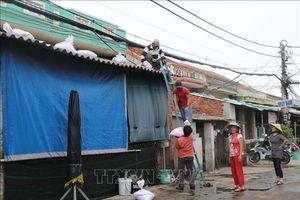 Ứng phó với bão số 6: Phú Yên cương quyết di dời dân ở vùng bị ảnh hưởng