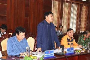 Bộ trưởng bộ Nông nghiệp và Phát triển nông thôn Nguyễn Xuân Cường: Cơn bão số 6 rất nguy hiểm