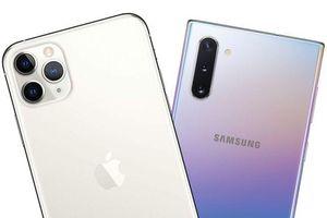 IDC: Thị trường smartphone tăng trưởng nhẹ trong quý 3, Samsung vẫn giữ vững ngôi vị số một thế giới