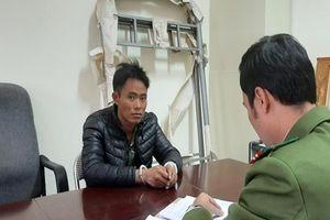 Bắt đối tượng chém mẹ vợ tử vong tại chỗ ở Lào Cai