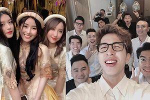 Dàn hotgirl và streamer đình đám hội tụ trong lễ ăn hỏi của 'streamer giàu nhất Việt Nam'