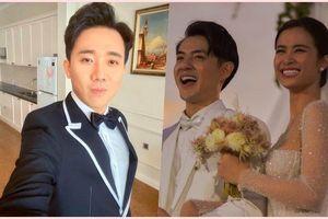 Trấn Thành tiết lộ từng 'cua' Đông Nhi với Ông Cao Thắng, không ngại nhắc chuyện yêu 9 năm của Hari Won