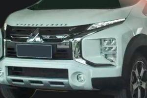 Mitsubishi Xpander phiên bản SUV lộ thiết kế, chốt thời điểm mở bán
