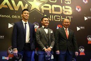 HLV Park Hang-seo và Quang Hải được trao danh hiệu xuất sắc nhất năm tại AFF Awards 2019