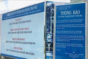 Bình Dương: Chuyển cơ quan Công an điều tra sai phạm liên quan đến 43 ha dự án khu đô thị