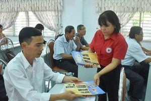Đẩy mạnh tuyên truyền về an toàn giao thông trong hội viên, tình nguyện viên chữ thập đỏ