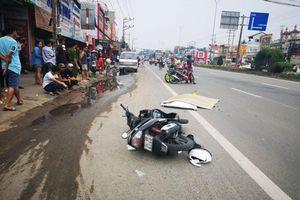 Giáo viên người nước ngoài chết thảm sau va chạm với xe container