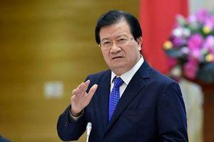 Phó Thủ tướng Trịnh Đình Dũng đưa ra cả loạt yêu cầu ứng phó với bão số 6 được cho là phức tạp khó lường nhất kể từ đầu năm