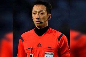 Trọng tài bắt chính trận Việt Nam vs UAE là ai?
