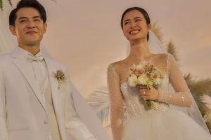 Những khoảnh khắc xúc động trong đám cưới Đông Nhi - Ông Cao Thắng