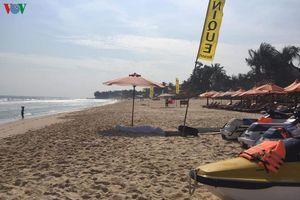 3 du khách nước ngoài đuối nước tại biển Phan Thiết, 1 người tử vong