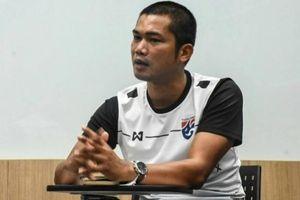 Thua sốc U19 Campuchia, HLV U19 Thái Lan thừa nhận sai lầm