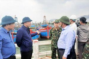 Bộ trưởng Nguyễn Xuân Cường: Bão số 6 rất phức tạp, không được chủ quan