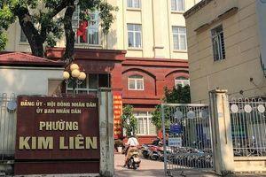 Tuần tới, Quốc hội xem xét việc thí điểm bỏ Hội đồng nhân dân phường ở Hà Nội