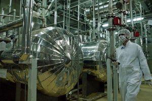 Iran nâng nồng độ uranium làm giàu lên mức 5%