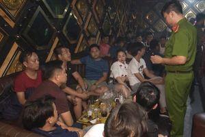 Đà Nẵng: Phát hiện 35 người dương tính với ma túy trong quán bar
