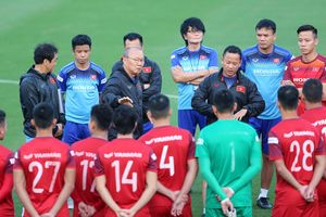Ông Park bất ngờ loại năm tuyển thủ, tăng cường ba đàn em U-22