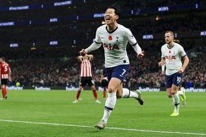 Tottenham bị Sheffield chia điểm trên sân nhà