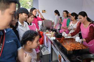 Tìm hiểu văn hóa ẩm thực Hàn Quốc giữa lòng Thủ đô
