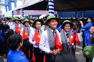 Chương trình Tàu Thanh niên Đông Nam Á và Nhật Bản 2019 đến TP Hồ Chí Minh