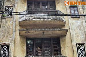 Con phố có hàng loạt dinh thự quan lại Hà Nội xưa giờ ra sao?