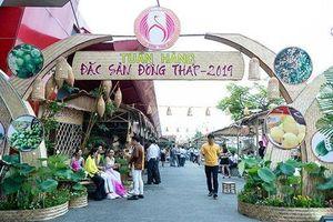 Tuần hàng Đặc sản Đồng Tháp tại TP. Hồ Chí Minh