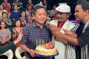 Lần đầu được tổ chức sinh nhật, Chí Trung bật khóc tâm sự tuổi thơ không hạnh phúc