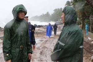 Phú Yên kiên quyết sơ tán dân an toàn trước khi bão số 6 đổ bộ