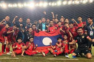 Thái Lan bị loại, Lào giành vé dự vòng chung kết U19 châu Á 2020