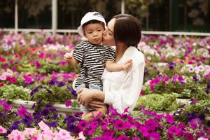 Dương Cẩm Lynh chạnh lòng khi con trai muốn đầy đủ bố mẹ
