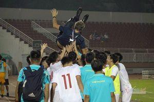 Cầm hòa U19 Nhật Bản, U19 Việt Nam nhận mưa lời khen