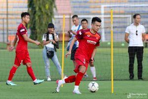 HLV Park Hang-seo loại Hoàng Thịnh, Xuân Mạnh, bổ sung 3 cầu thủ U22