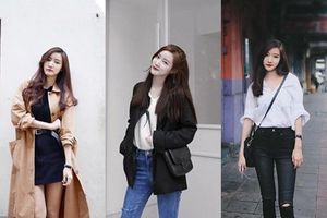 Nàng hotgirl Lào ăn mặc sành điệu không kém gì ulzzang Hàn Quốc khiến chị em mê mệt