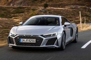Siêu xe Audi R8 V10 RWD ra mắt, giá khởi điểm từ 3,7 tỷ đồng