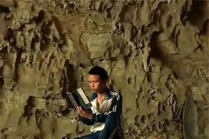 Say mê kiếm hiệp Kim Dung, chàng trai quyết tâm bỏ nhà lên núi tu luyện võ công để trở thành thiên hạ vô địch