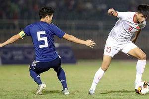 CHÍNH THỨC: Việt Nam giành vé dự VCK U19 Châu Á 2020