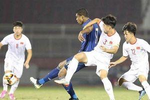 U19 Việt Nam suýt tạo địa chấn trước ông lớn châu Á