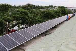 PC Quảng Nam: Hỗ trợ tích cực cho khách hàng lắp đặt điện mặt trời áp mái